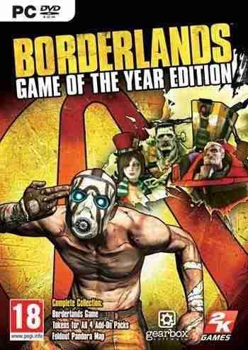Descargar Borderlands Game Of The Year Edition [MULTI5][2DVDs][TRIVIUM] por Torrent